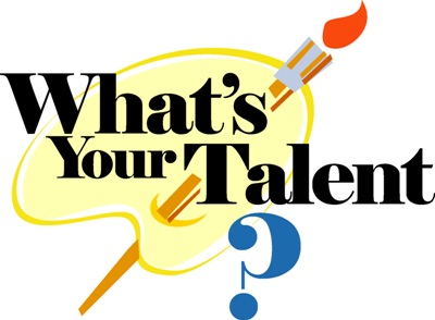 Discover your talent and make good use of it!