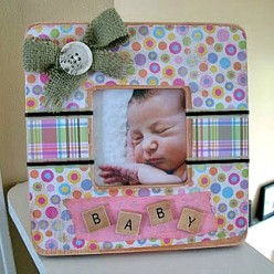 50 Darling Homemade Gifts to Make for Baby  Ideas