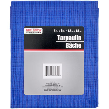 Dollar Tree Simple Tarp
