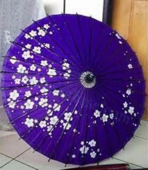 Paper umbrella from China