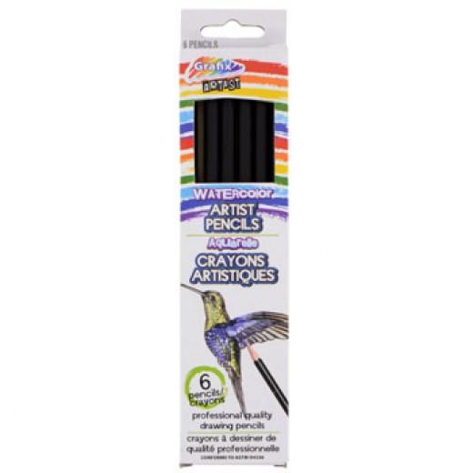Dollar Tree Watercolor Pencils