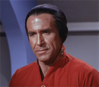 Ricardo Montalbán as Khan (wikipedia)