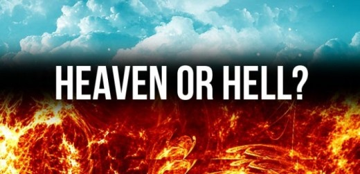 Heaven or Hell!