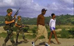 The US Invasion of Grenada
