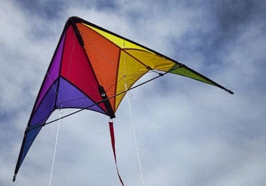7 Things to Do in Cornwall Before You are 12.  Fly a Kite.