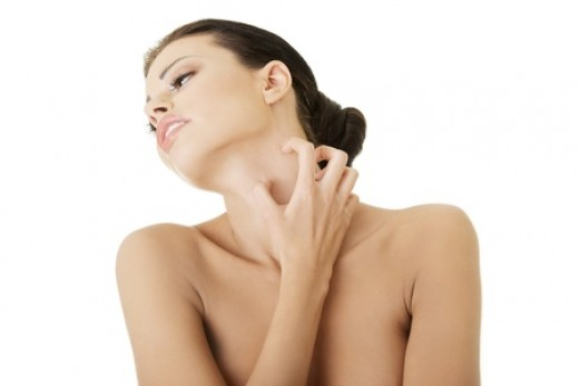 Biotin side effects: Skin rash or itching