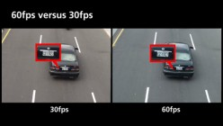 Why 60 FPS frame rate is preferred in IP cameras?
