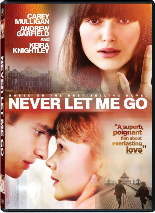 Keira Knightley Movies List | Never Let Me Go (2010)