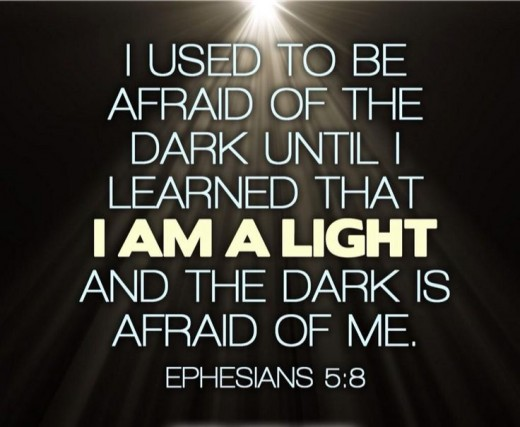 Jesus Christ is Light and Life!