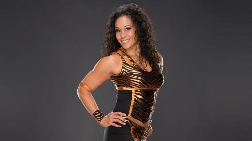 WWE Diva Tamina