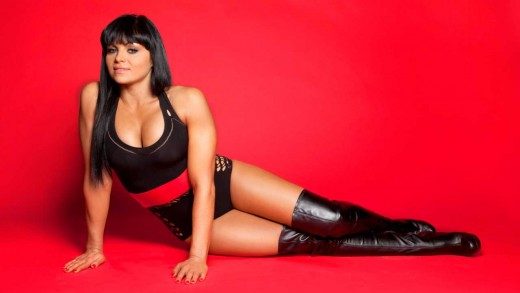 Aksana - WWE Diva