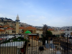 Walking in the footsteps of Jesus of Nazareth and Martin Luther