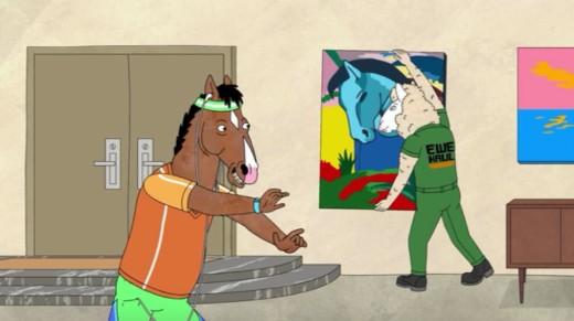 """Ewe Haul"" - Credit to Raphael Bob-Waksberg, Creator of BoJack Horseman"