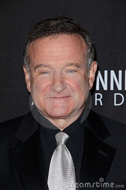 Robin Williams - lifting the taboo of suicide