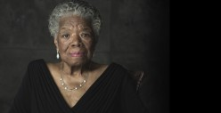 "Maya Angelou's ""Touched by an Angel"""