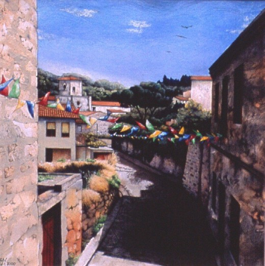 """Busachi"" by Helen Lush"