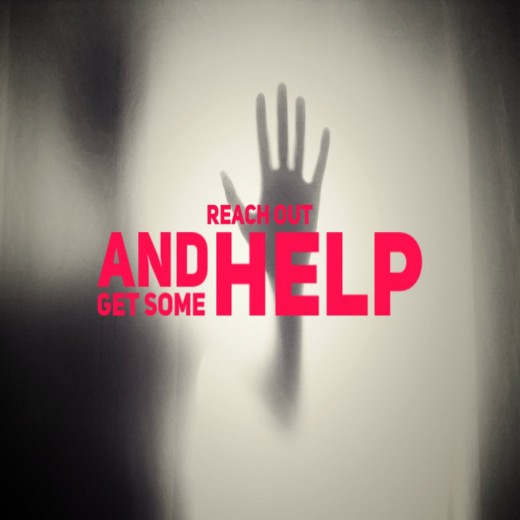 Usually the website will display a helpline number which you can use to talk to a counselor.