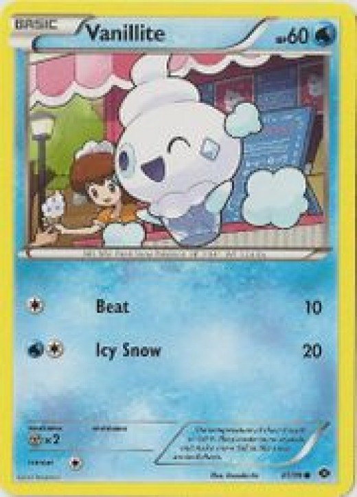 Yes, there is an ice cream cone Pokemon, deal with it