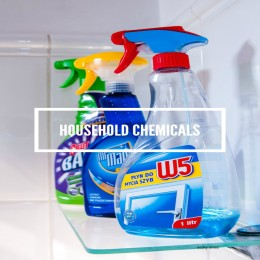 We really have very little idea of what effects your exposure to agricultural chemicals and to chemicals at home.