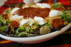Mexican Pile-On Recipe For a Crowd or Fundraiser!