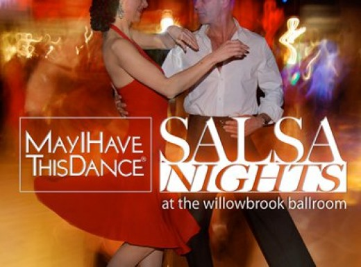 Salsa Wednesdays at Willowbrook Ballroom are no more, since the famous Willowbrook Ballroom burned down Friday October 28, 2016.