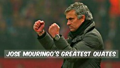 Jose Mourinho's greatest quates !!!