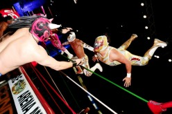 CMLL Super Viernes Preview: Get On Your Bikes and Lucha!