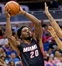 Justise Winslow will be thrust into the spotlight in Miami.