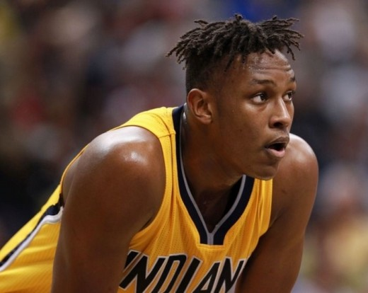 Myles Turner has to be good right now for the Pacers to contend for a playoff spot.