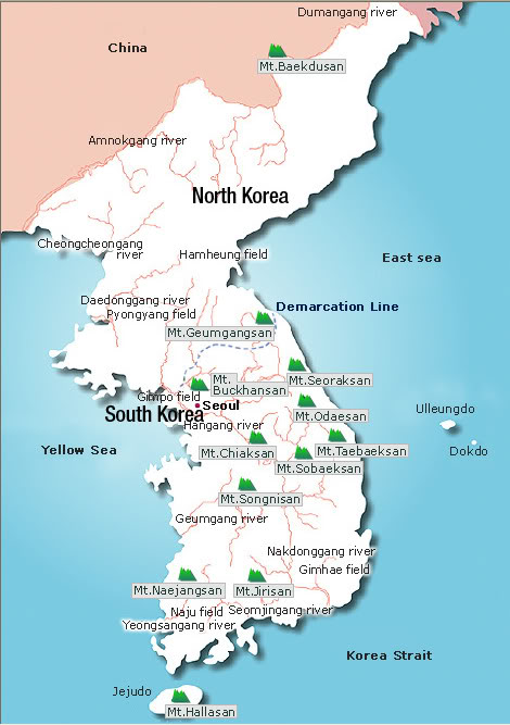Korean Peninsula a flash point at the best of times down the years.