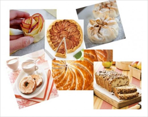 Apples Are A Wonderful Fruit / Look at all these ideas!