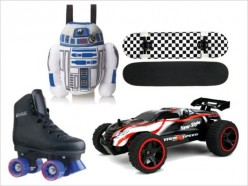 Gifts For Boys, Clothing And Outdoor Games