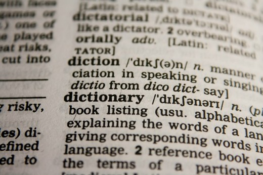 A dictionary is useful for writers, but the careful writer avoids using large, unfamiliar words unnecessarily.