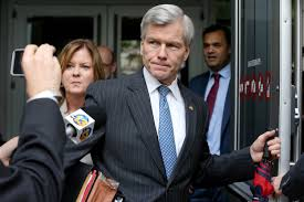 Virginia's governor escapes another trial on corruption charges after a Supreme Court victory.