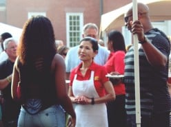 Flavors of Maryland: Governor Larry Hogan and First Lady Yumi Hogan Host 9th Annual Buy Local Cookout