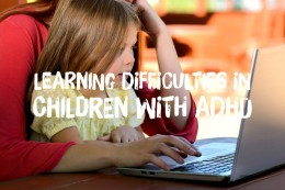 Areas of difficulty in attention deficit hyperactivity disorder can affect any area of school performance but language based subject are most commonly involved.