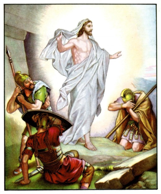 The Resurrection of Jesus Christ!