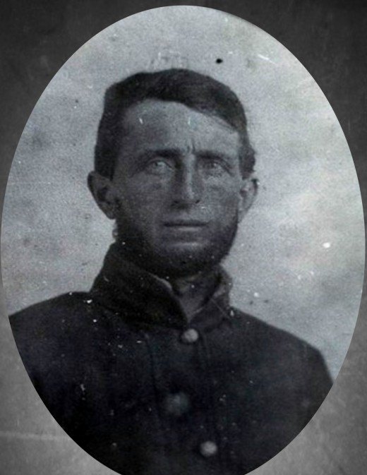 Stephen Charles Pace, Born 1825 SC. Died 1869 TN.