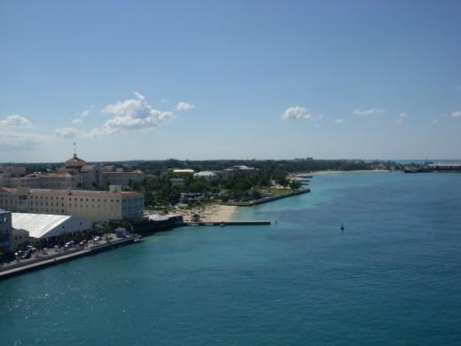 Caribbean Island, October 2010.