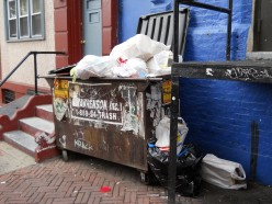 Tips To Help Reduce Dumpster Smell