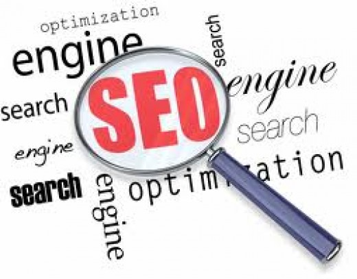 This is image of impression on search engine optimization.