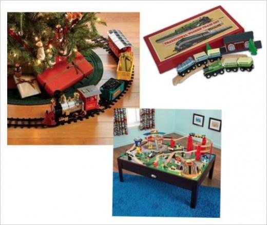 Enjoyment Assembling The Train