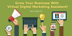 Grow Your Business With Virtual Digital Marketing Assistant!