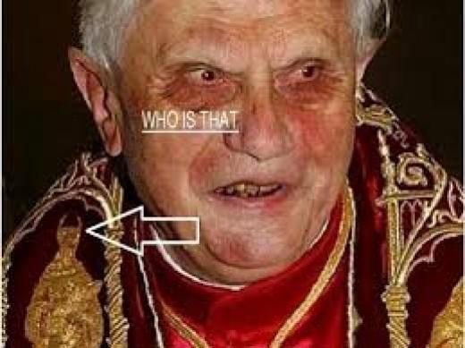 ...two horns like a lamb and it spoke like a dragon - Revelation 13:11