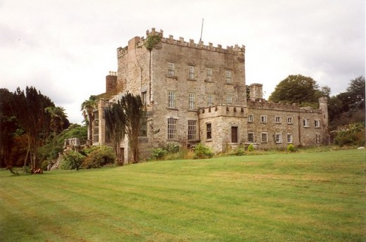 Huntington Castle By Humphrey Bolton CC BY-SA 2.0
