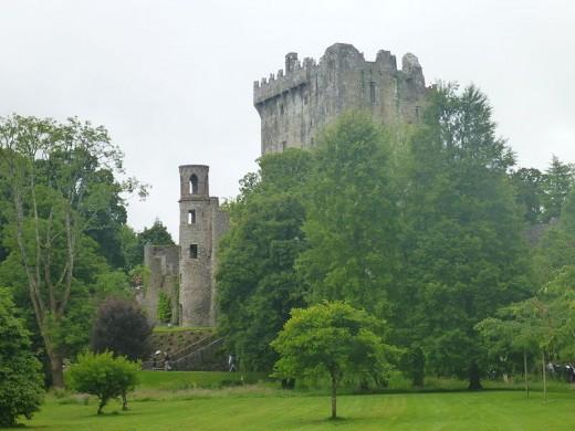 Blarney Castle By LucySky CC BY-SA-1.0