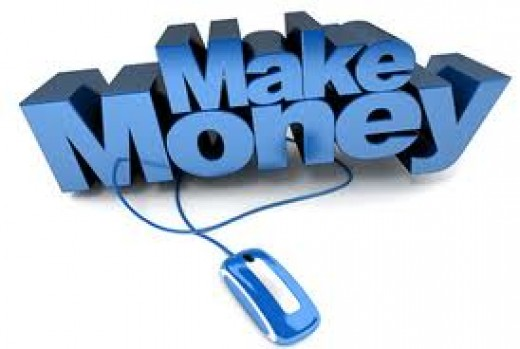 Make online money on social media