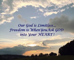 Our God is LIMITLESS!
