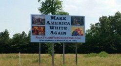 """Make America White Again"". Agree or Disagree?  Is that statement racist or not?"