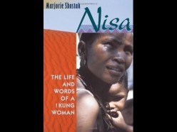 A literary analysis of the book nisa the life and words of a kung woman by marjorie shostak